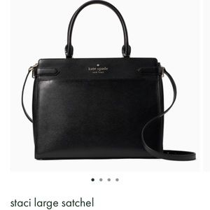 Kate Spade large satchel brand new